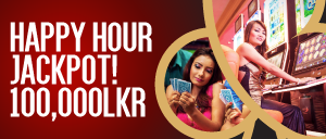 Bally's Happy Hour Jackpot!